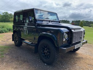 2015 Land Rover Defender 90 Autobiography (1 of 100) For Sale
