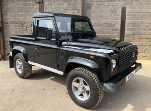 2011 Defender 90 County Pickup