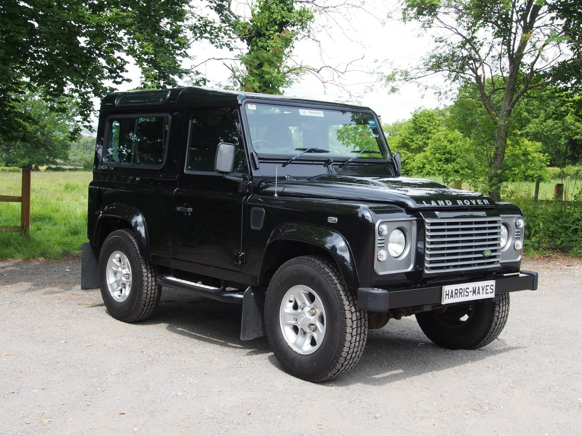 2008 Land Rover Defender 90 2.4 TDi XS 4X4 3dr For Sale (picture 1 of 6)