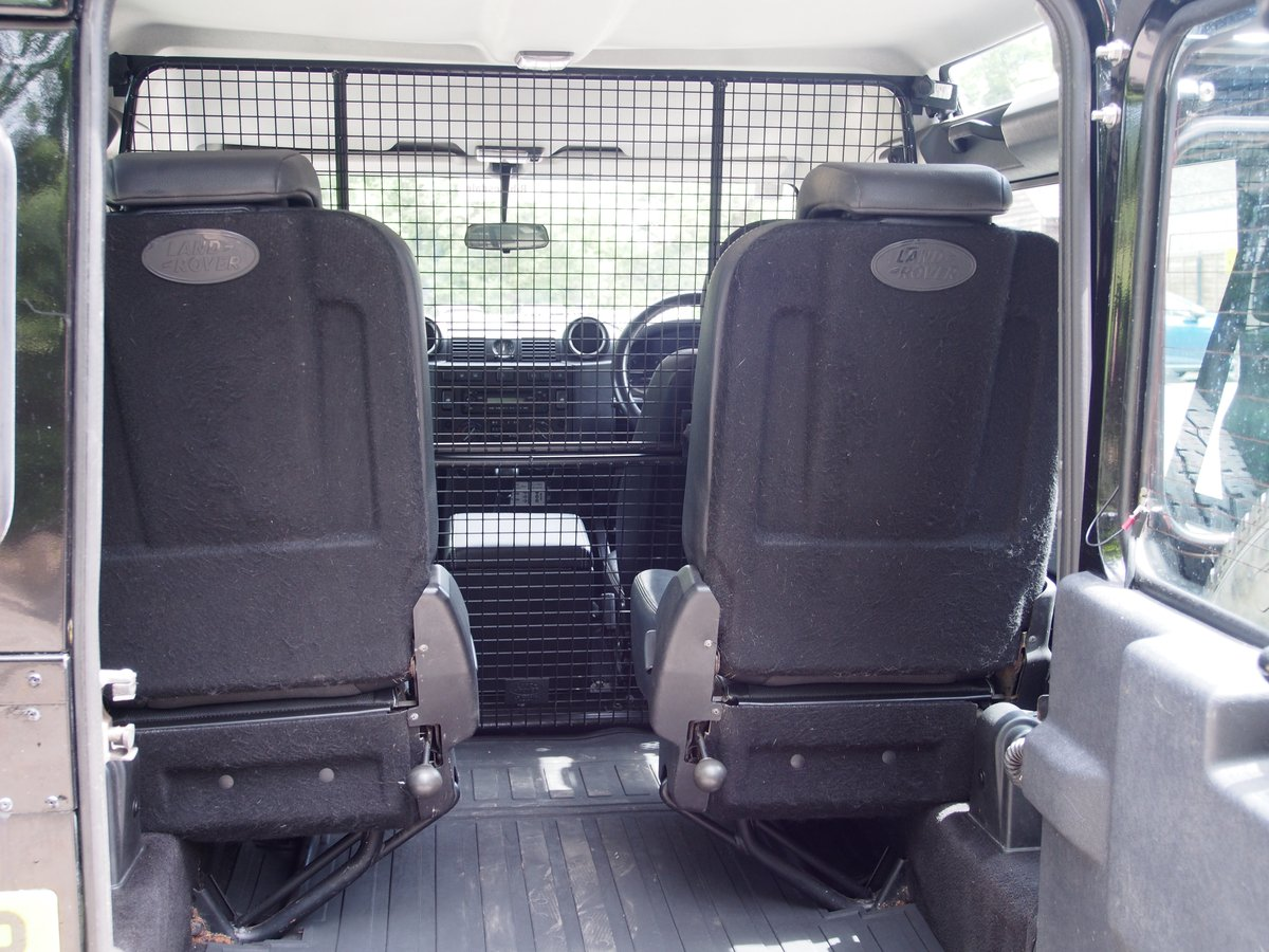 2008 Land Rover Defender 90 2.4 TDi XS 4X4 3dr For Sale (picture 5 of 6)