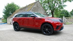 2017 Land Rover R/R VELAR  For Sale