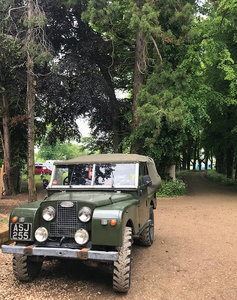 Landrover Series 1 1957 86in