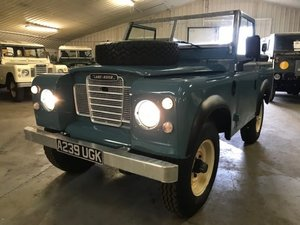 1984 Land Rover ® Series 3 *Bond Edition* For Sale