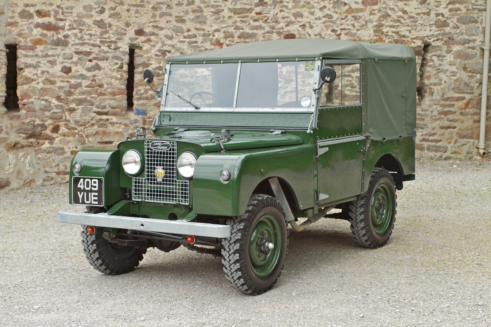 1948 Land Rovers Series 1, 2 and 3 WANTED BEST PRICES PAID! For Sale (picture 1 of 5)