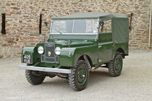 1948 Land Rovers Series 1, 2 and 3 WANTED BEST PRICES PAID!