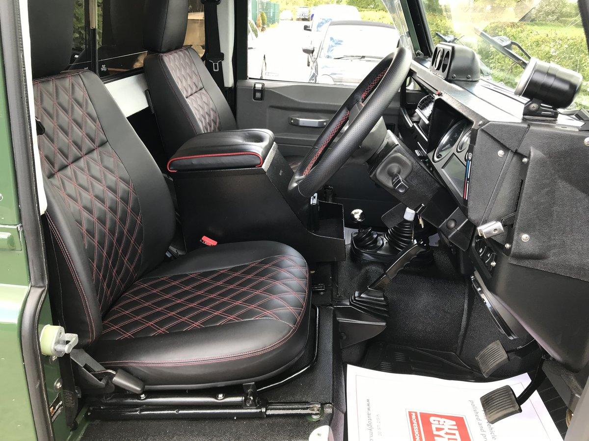 2000 Land Rover Defender Fully rebuilt For Sale (picture 6 of 6)