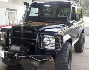 2003 Land Rover 90 for export from Brazil For Sale