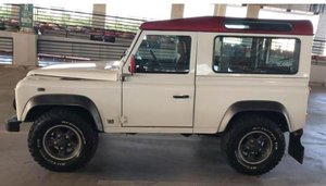 2000 Land Rover 90 for export from Brazil For Sale