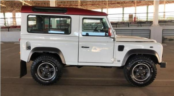 2000 Land Rover 90 for export from Brazil For Sale (picture 2 of 5)