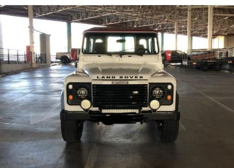 2000 Land Rover 90 for export from Brazil For Sale (picture 3 of 5)