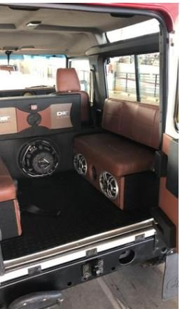 2000 Land Rover 90 for export from Brazil For Sale (picture 5 of 5)