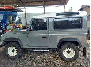 2001 Land Rover 90 for export from Brazil
