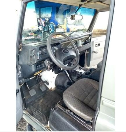 2001 Land Rover 90 for export from Brazil For Sale (picture 3 of 6)