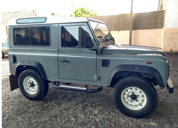 2001 Land Rover 90 for export from Brazil For Sale (picture 6 of 6)