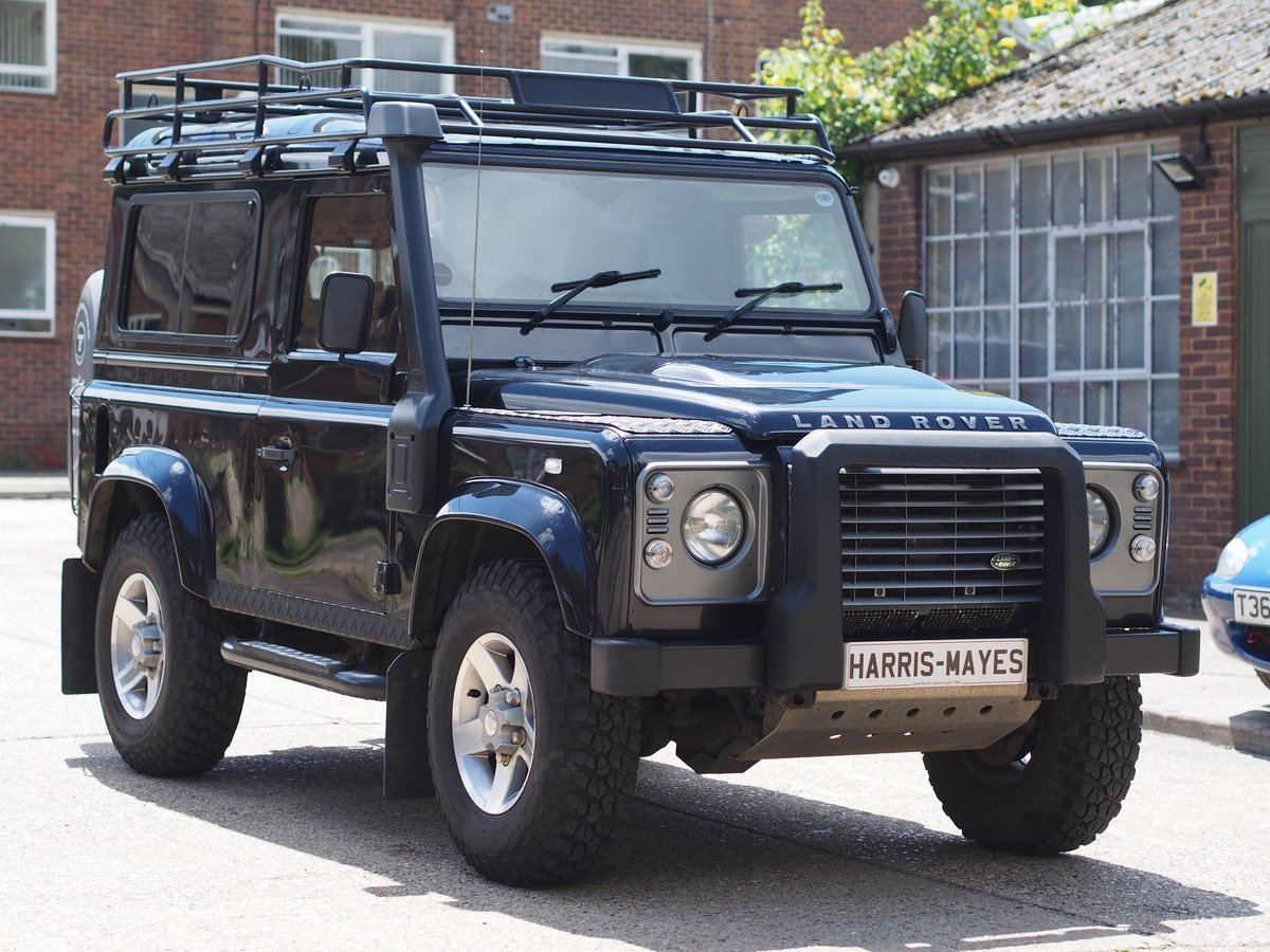 2011 Land Rover Defender 90 2.4 TDi XS Station Wagon 3dr For Sale (picture 1 of 6)
