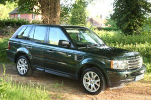 2009 Range Rover Sport  For Sale