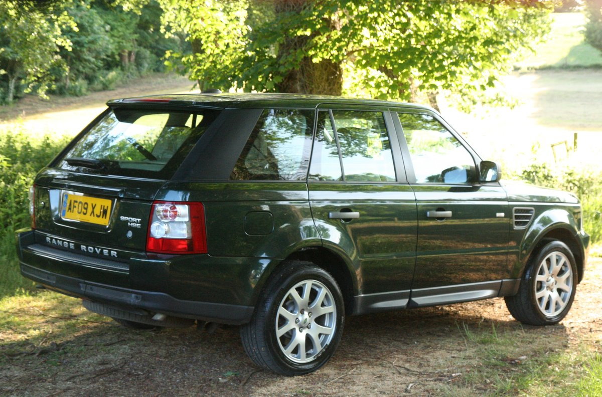 2009 Range Rover Sport  For Sale (picture 2 of 6)