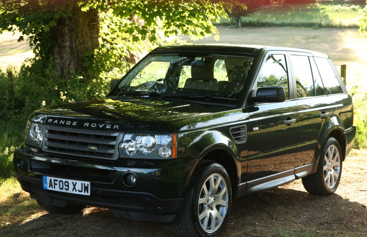 2009 Range Rover Sport  For Sale (picture 3 of 6)