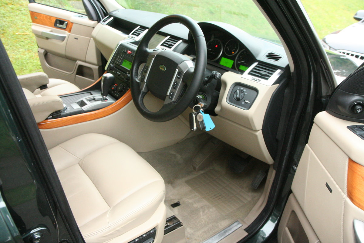 2009 Range Rover Sport  For Sale (picture 5 of 6)
