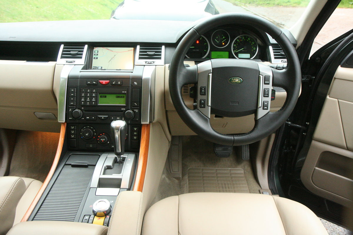 2009 Range Rover Sport  For Sale (picture 6 of 6)