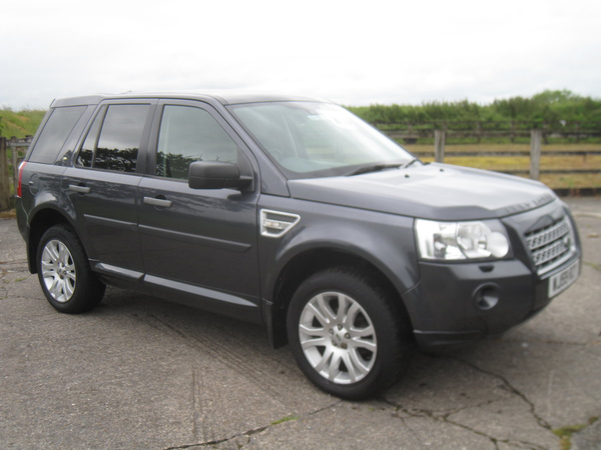 2009 Freelander 2 TD4 HSE Auto For Sale (picture 1 of 6)