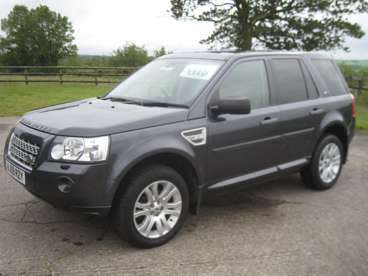 2009 Freelander 2 TD4 HSE Auto For Sale (picture 2 of 6)