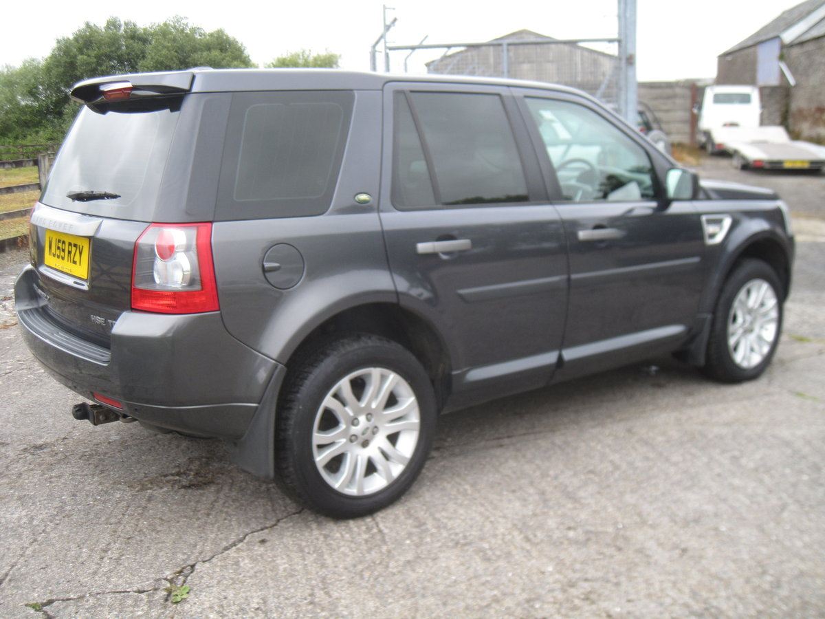 2009 Freelander 2 TD4 HSE Auto For Sale (picture 4 of 6)