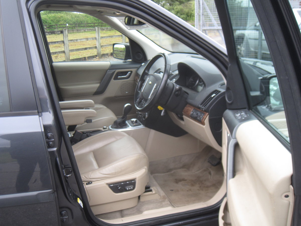 2009 Freelander 2 TD4 HSE Auto For Sale (picture 5 of 6)