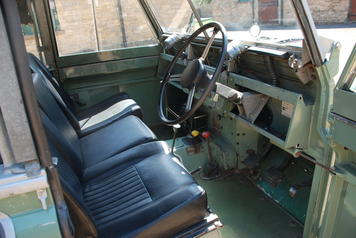 1959 A rare early Series II Land Rover soft top For Sale (picture 5 of 6)