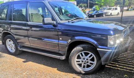 RANGE ROVER 4.6 HSE AUTOMATIC. PETROL. 1996. 10 MO For Sale (picture 1 of 6)