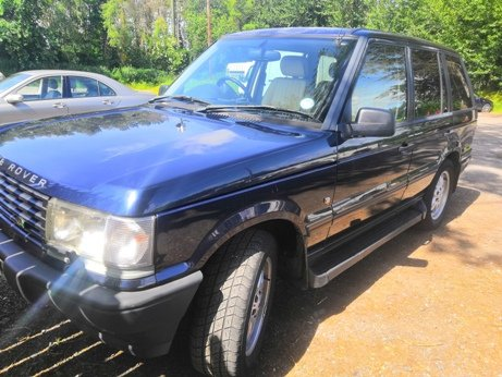 RANGE ROVER 4.6 HSE AUTOMATIC. PETROL. 1996. 10 MO For Sale (picture 2 of 6)