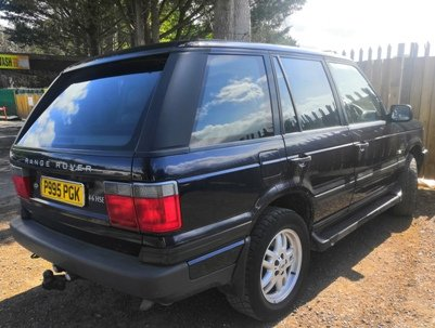RANGE ROVER 4.6 HSE AUTOMATIC. PETROL. 1996. 10 MO For Sale (picture 3 of 6)