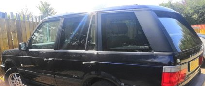 RANGE ROVER 4.6 HSE AUTOMATIC. PETROL. 1996. 10 MO For Sale (picture 4 of 6)