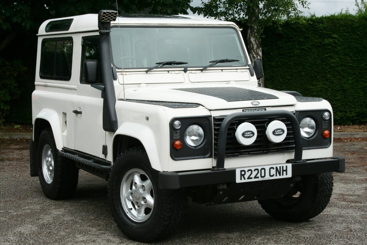 1997 Land Rover Defender 90 300 TDI SOLD (picture 1 of 6)