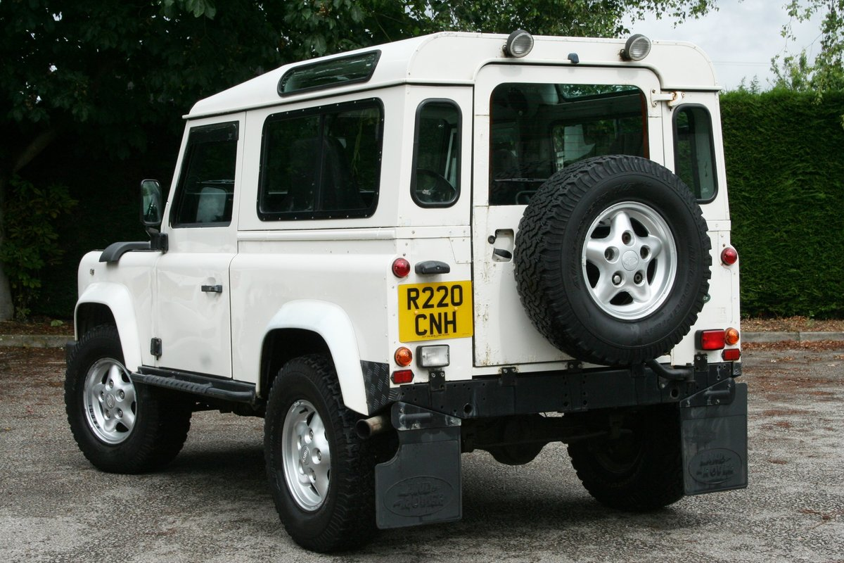 1997 Land Rover Defender 90 300 TDI SOLD (picture 6 of 6)