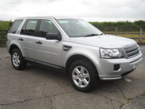 2012 Freelander 2 TD4 GS For Sale