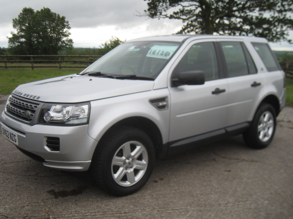 2012 Freelander 2 TD4 GS For Sale (picture 2 of 6)