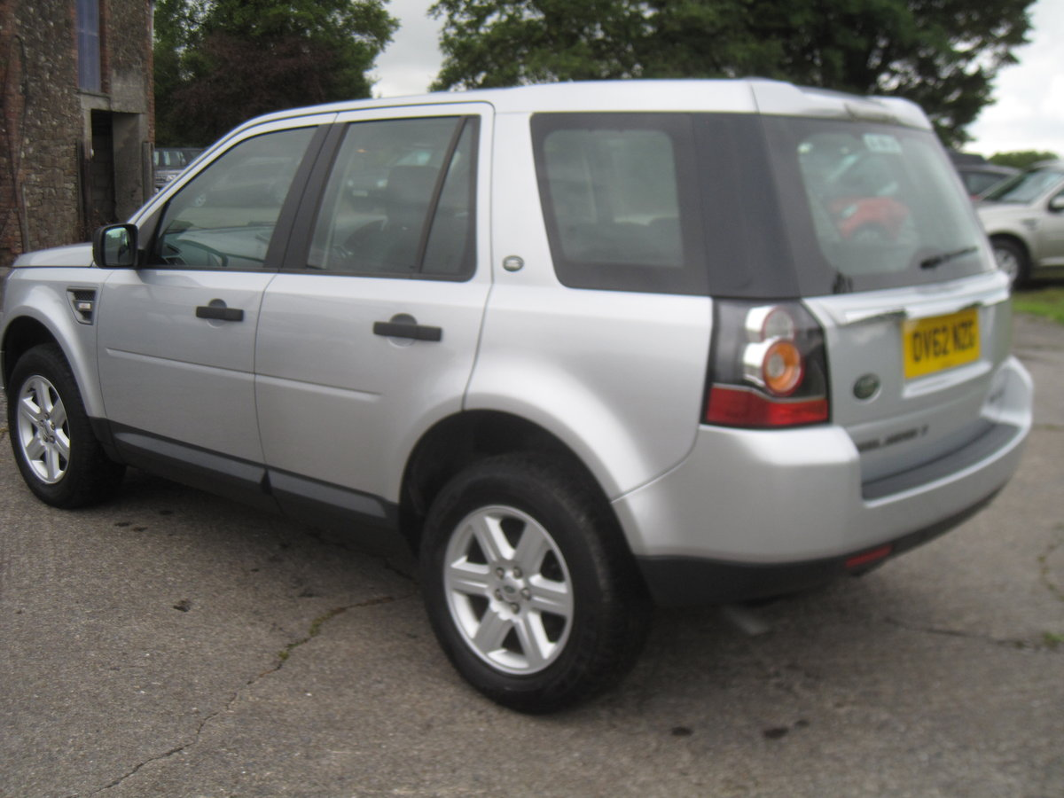 2012 Freelander 2 TD4 GS For Sale (picture 3 of 6)