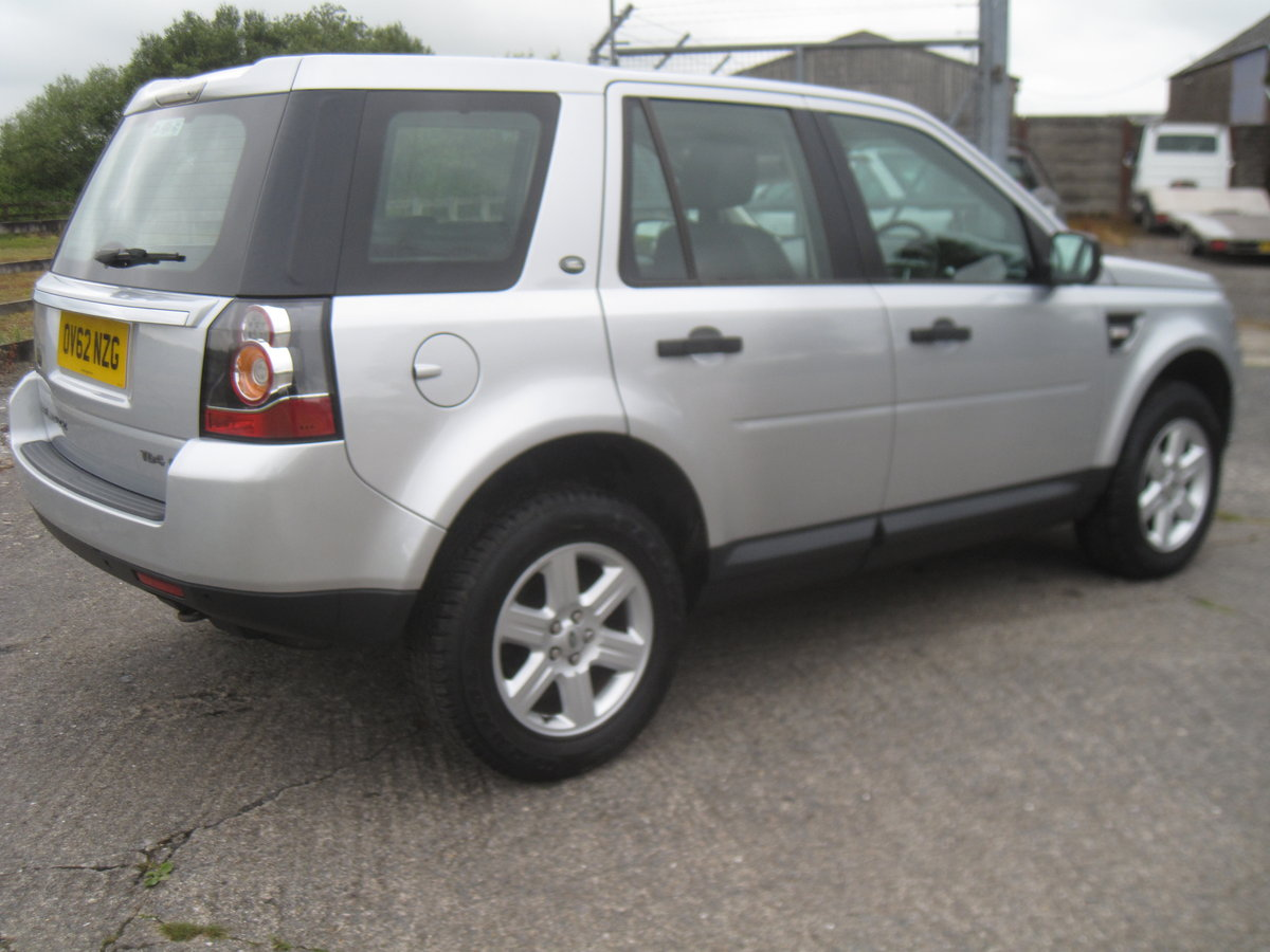 2012 Freelander 2 TD4 GS For Sale (picture 4 of 6)