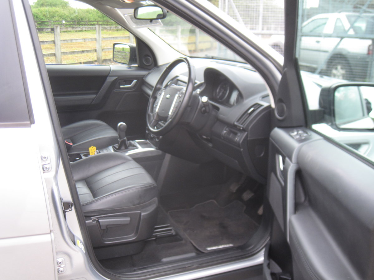 2012 Freelander 2 TD4 GS For Sale (picture 5 of 6)