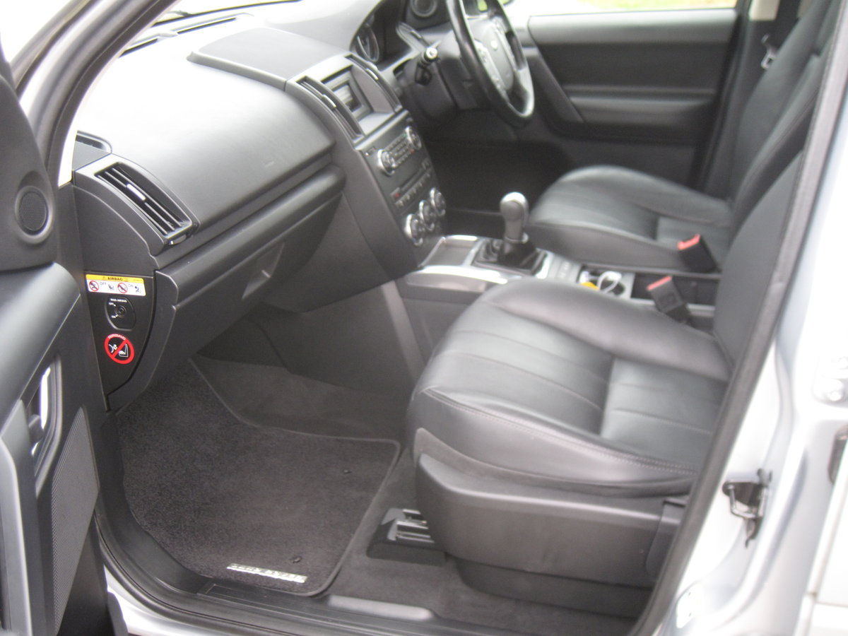 2012 Freelander 2 TD4 GS For Sale (picture 6 of 6)