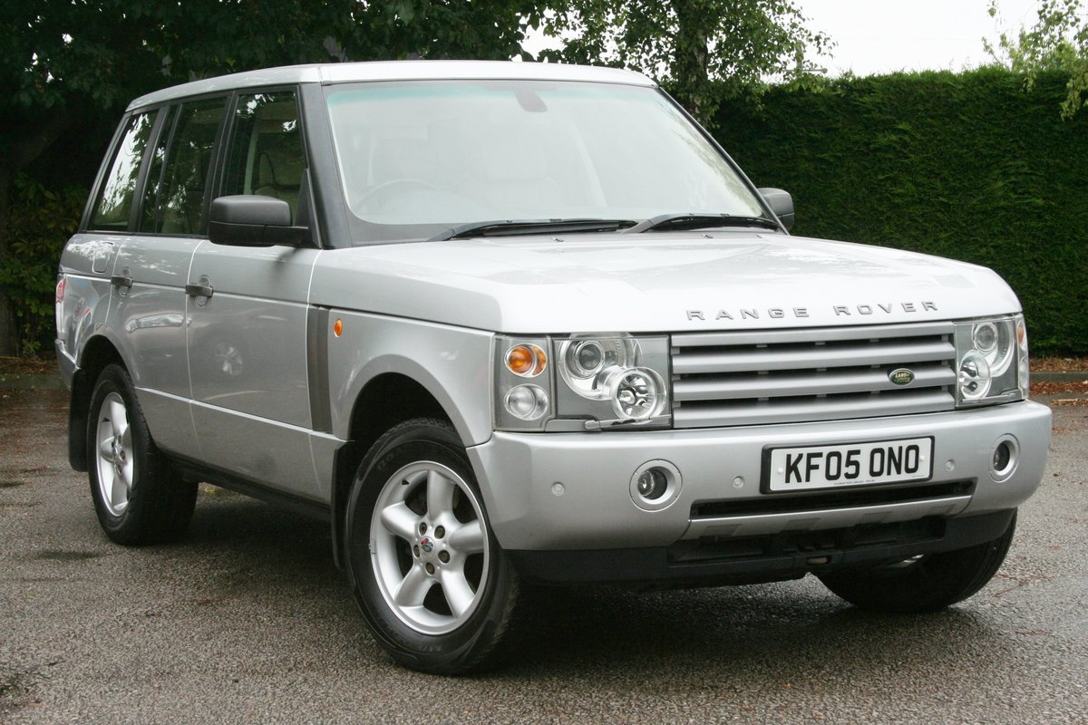 2005 Range Rover 3.0 TD6 Vogue Auto For Sale (picture 1 of 6)