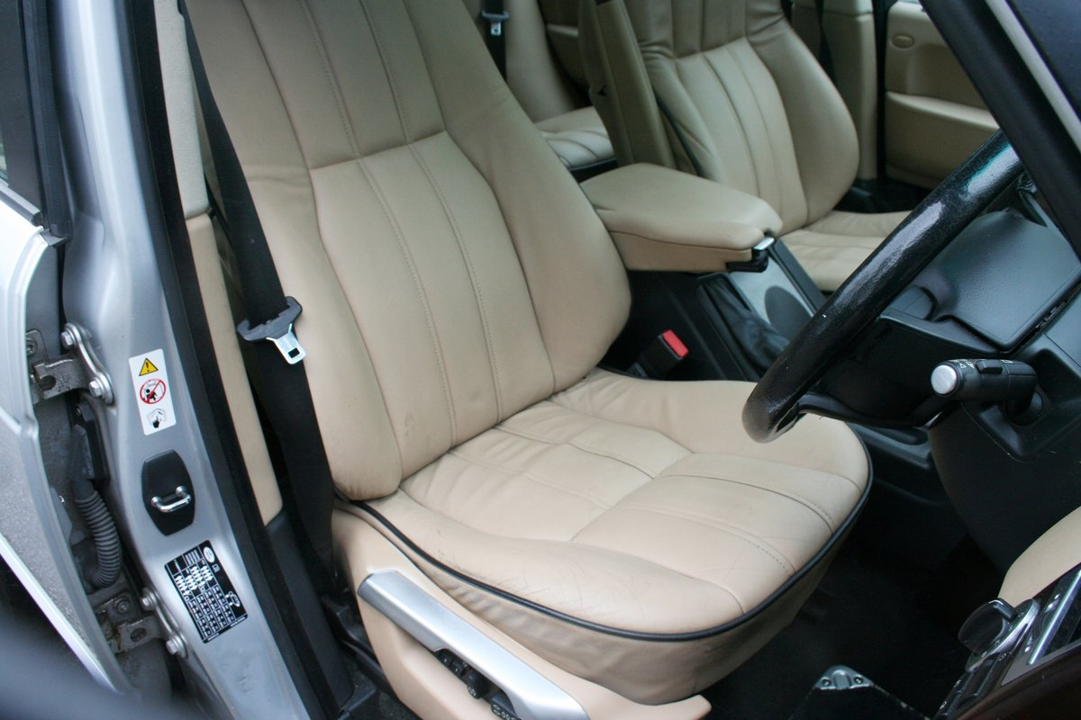 2005 Range Rover 3.0 TD6 Vogue Auto For Sale (picture 3 of 6)