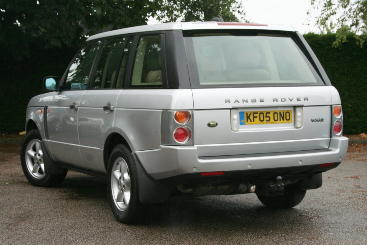 2005 Range Rover 3.0 TD6 Vogue Auto For Sale (picture 6 of 6)