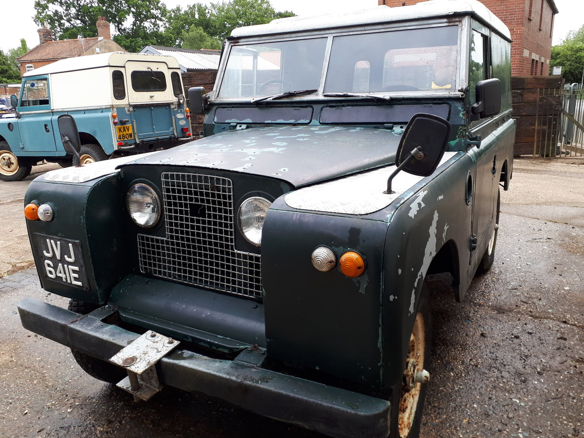 1967 Landrover series 11a * Petrol*  For Sale (picture 1 of 6)