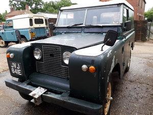 1967 Landrover series 11a * Petrol*