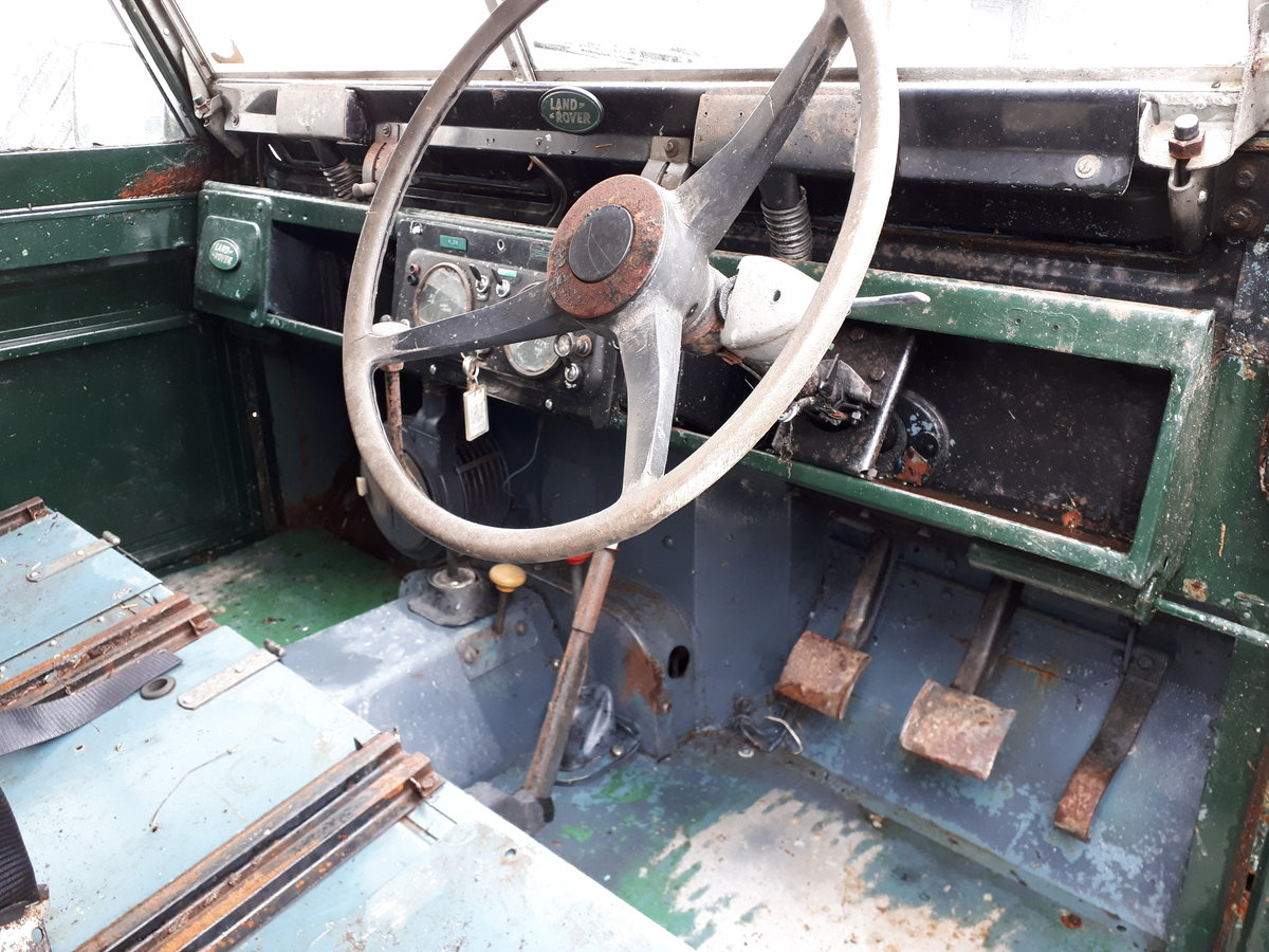 1967 Landrover series 11a * Petrol*  For Sale (picture 2 of 6)