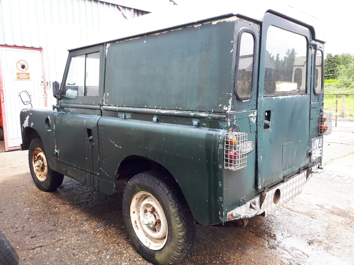 1967 Landrover series 11a * Petrol*  For Sale (picture 3 of 6)