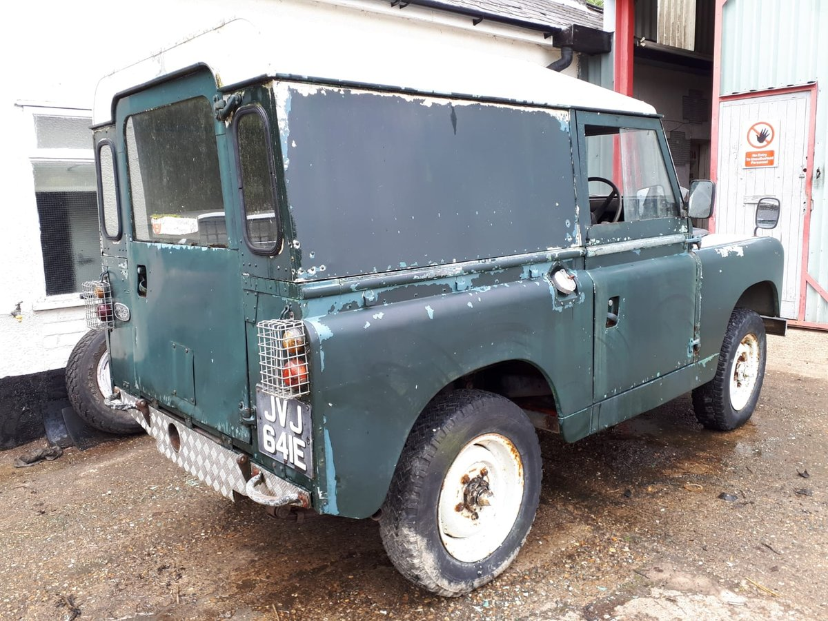 1967 Landrover series 11a * Petrol*  For Sale (picture 4 of 6)