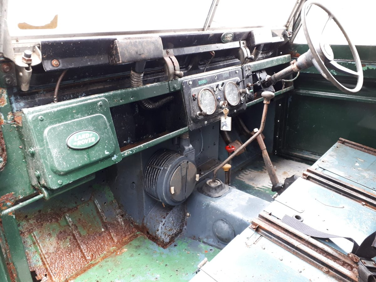 1967 Landrover series 11a * Petrol*  For Sale (picture 6 of 6)